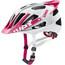 UVEX Quatro Pro Cykelhjelm pink/hvid